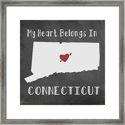 Connecticut Framed Print