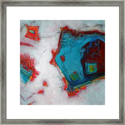 Connections Framed Print by Susanne Clark