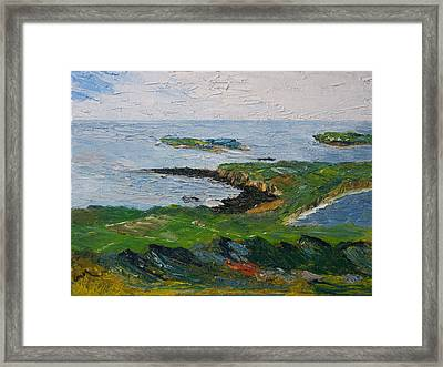 Connemara Is Calling Framed Print by Conor Murphy