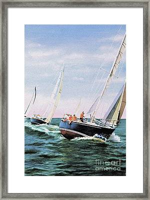 Framed Print featuring the painting Conquistador Cup by Karol Wyckoff
