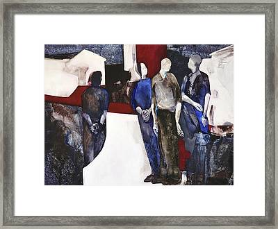 Consider It Framed Print by Helen Hayes