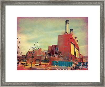 Consolidated Edison Company Of New York Framed Print