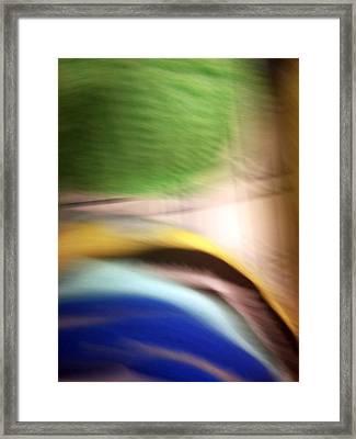 Consoling Soul Framed Print by Munir Alawi