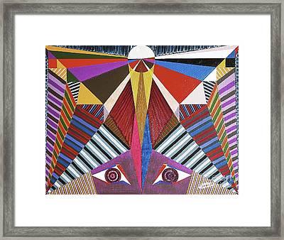 Constance-constancy Framed Print by Michael Bellon