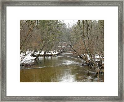 Constant Change Framed Print by Erica  Darknell