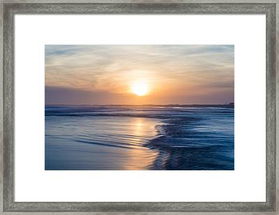Constant Motion Framed Print by Kristopher Schoenleber