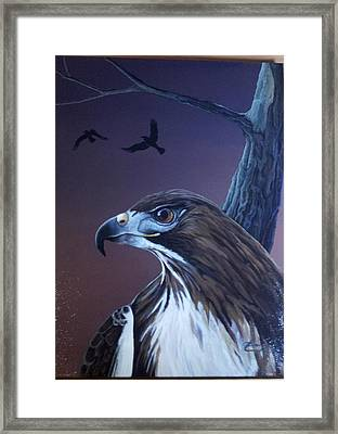 Constant Reminders Framed Print by Dan Parsons