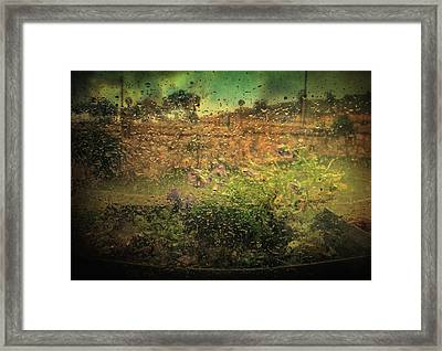 Constrained By Time Framed Print