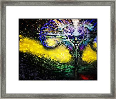 Contemplating The Majestic   Framed Print by Tony Koehl