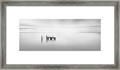 Contemplation Framed Print by Az Jackson