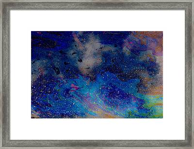Contemplation Framed Print by Samuel Sheats