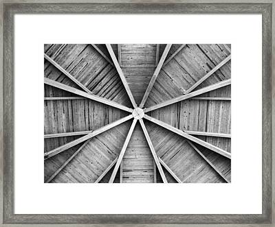 Contemplation Framed Print by Steven  Michael