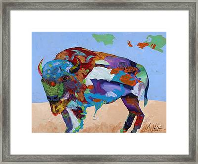 Contemplation Framed Print by Tracy Miller