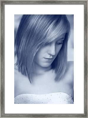 Contemplative Framed Print by Amanda Elwell