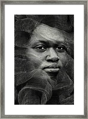 Contempt Framed Print by Diana Angstadt