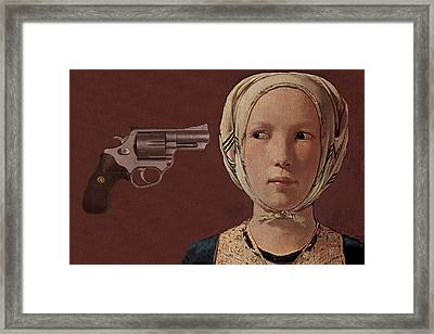 Context 2 Framed Print by Canis Canon