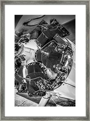 Continental R670 Framed Print