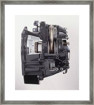 Continuously Variable Transmission Framed Print by Dorling Kindersley/uig