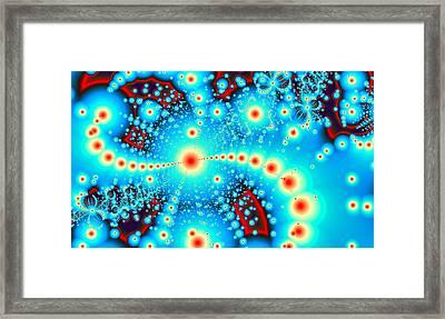 Continuum Framed Print