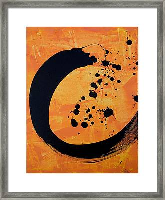Continuum  Framed Print by Holly Anderson