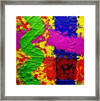 Continuum Framed Print by John  Nolan