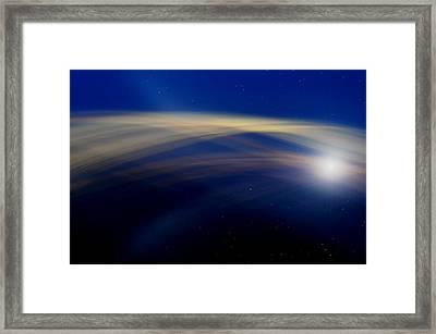 Contiuum Framed Print
