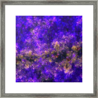 Contusion-02 Framed Print by RochVanh