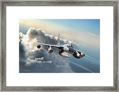 Convair Classic Framed Print by Peter Chilelli