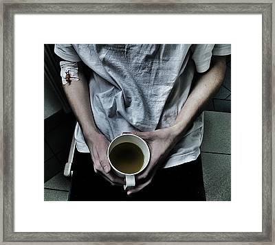 Convalescence  Framed Print by Marianna Mills