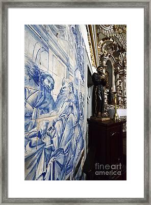 Convento De Sao Francisco Brazil Framed Print by Bob Christopher