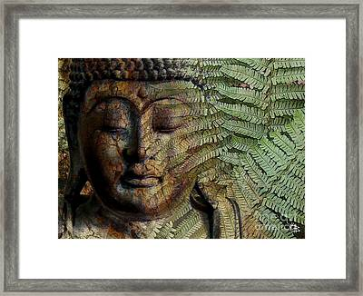 Convergence Of Thought Framed Print