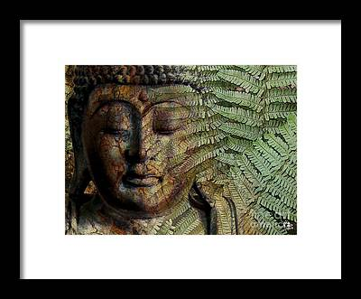 Buddhism Framed Prints