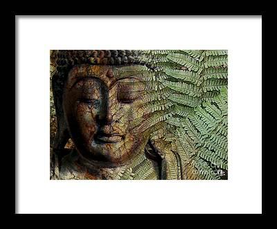 Buddhist Framed Prints