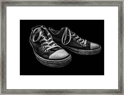 Converse No 2 Framed Print