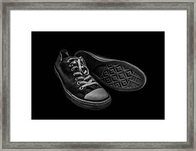Converse No 3 Framed Print