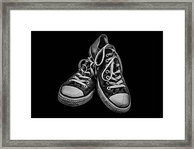 Converse No 4 Framed Print