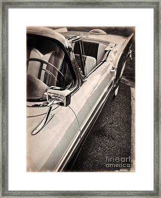 Convertible Dreams Framed Print by Edward Fielding