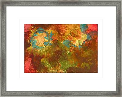 Cooked Goodness Framed Print