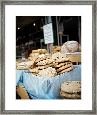 Cookies Framed Print by Ivy Ho