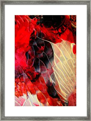 Cool Down Framed Print