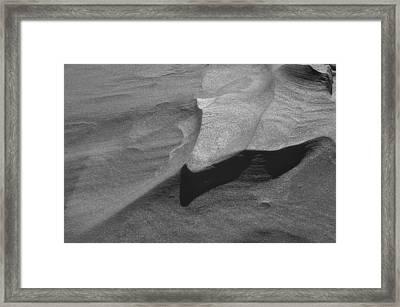 Cool Drift Framed Print by Dennis James