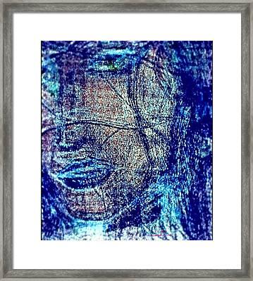 Cool Intensity Framed Print