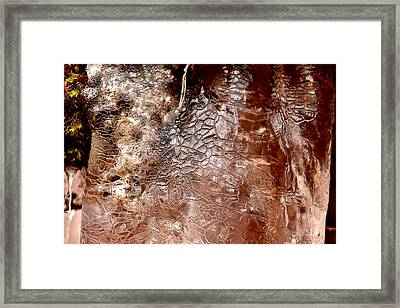 Cool Patterns Framed Print