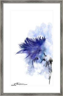 Cool Sketch 32  Framed Print by Len YewHeng