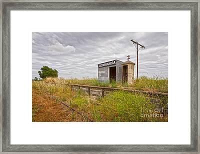 Coonawarra Station South Australia Framed Print by Colin and Linda McKie
