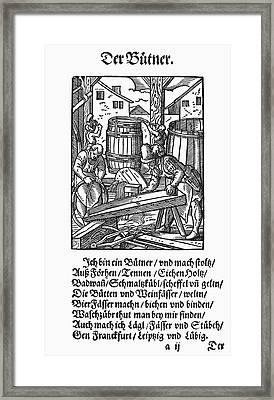 Cooper, 1568 Framed Print