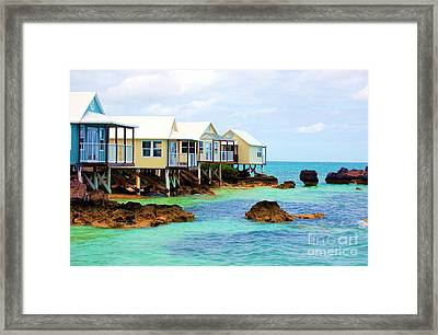 Copa Cabana Framed Print by Debbi Granruth