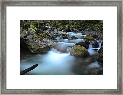 Coquihalla River 2 Framed Print