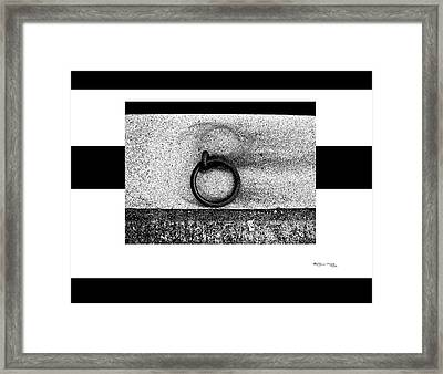 Corcubion 4 Framed Print by Xoanxo Cespon
