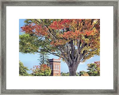Cordage Company Framed Print by Janice Drew